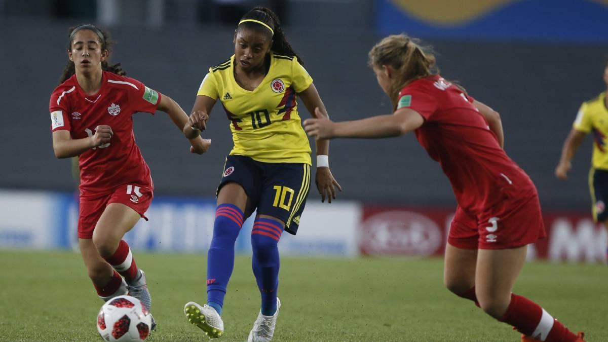 Canadá 3-0 Colombia  Resumen 40687f535ef53