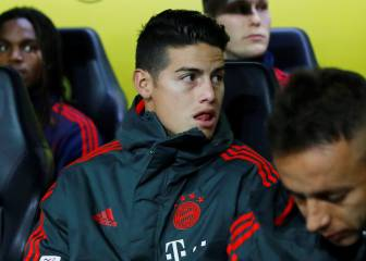 Juventus set to hold talks with James Rodríguez agent in Dubai