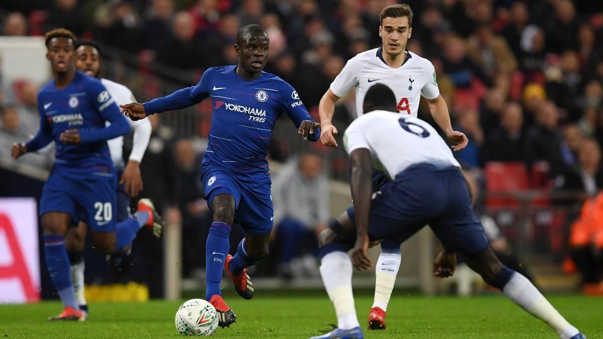 Tottenham 1 - 0 Chelsea: Resultado, resumen y gol