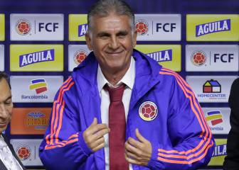 Carlos Queiroz takes over Colombian national team