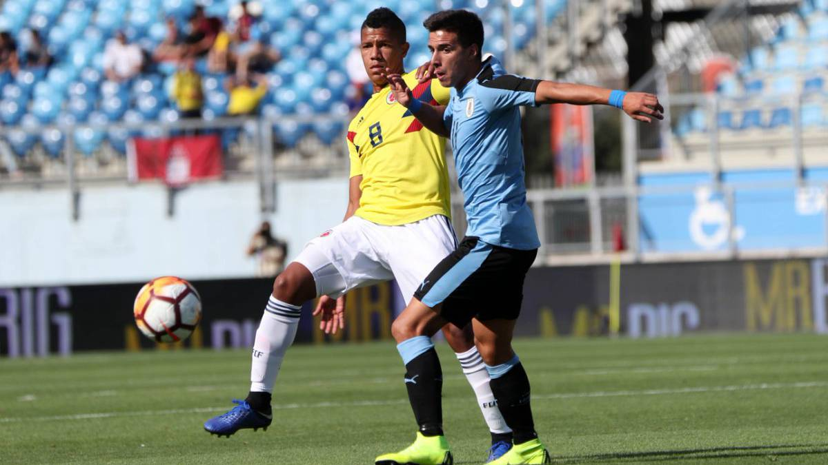 17eba345a75 Colombia 0-0 Uruguay  resultado y resumen - AS Colombia