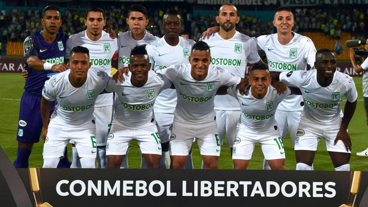 366225309 Partidos de Atlético Nacional en Libertadores irán por Facebook - AS ...
