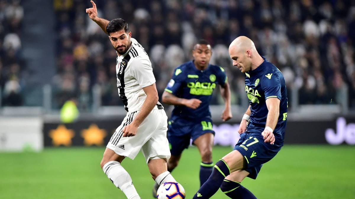 Juventus - Udinese en vivo  Serie A 75892282b4441
