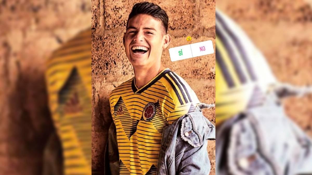 Nueva Camiseta De Colombia 2019 Detail: ¿Esta Sería La Nueva Camiseta De La Selección Colombia