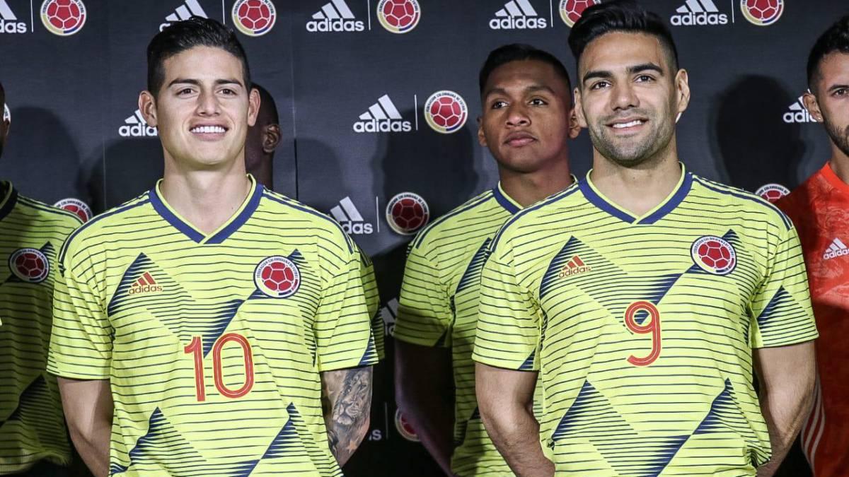 481f3cbac6a La Selección Colombia presenta su nueva camiseta en Japón - AS Colombia