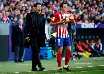 Arias será fundamental para el Cholo en la temporada 19/20