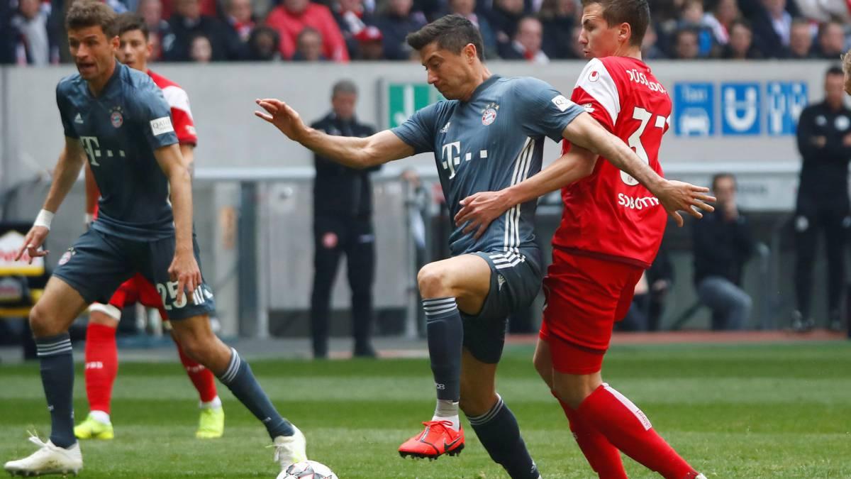 Calendario Bayern.Dusseldorf 1 4 Bayern Resumen Goles Y Resultado As Colombia
