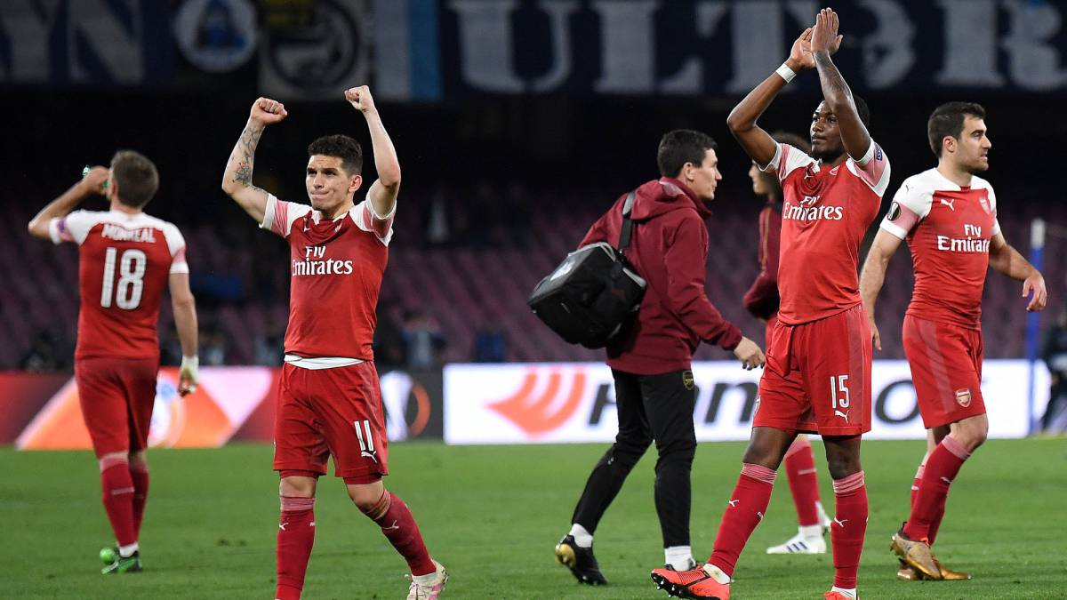 d5cb05dea4125 En vivo online Napoli - Arsenal