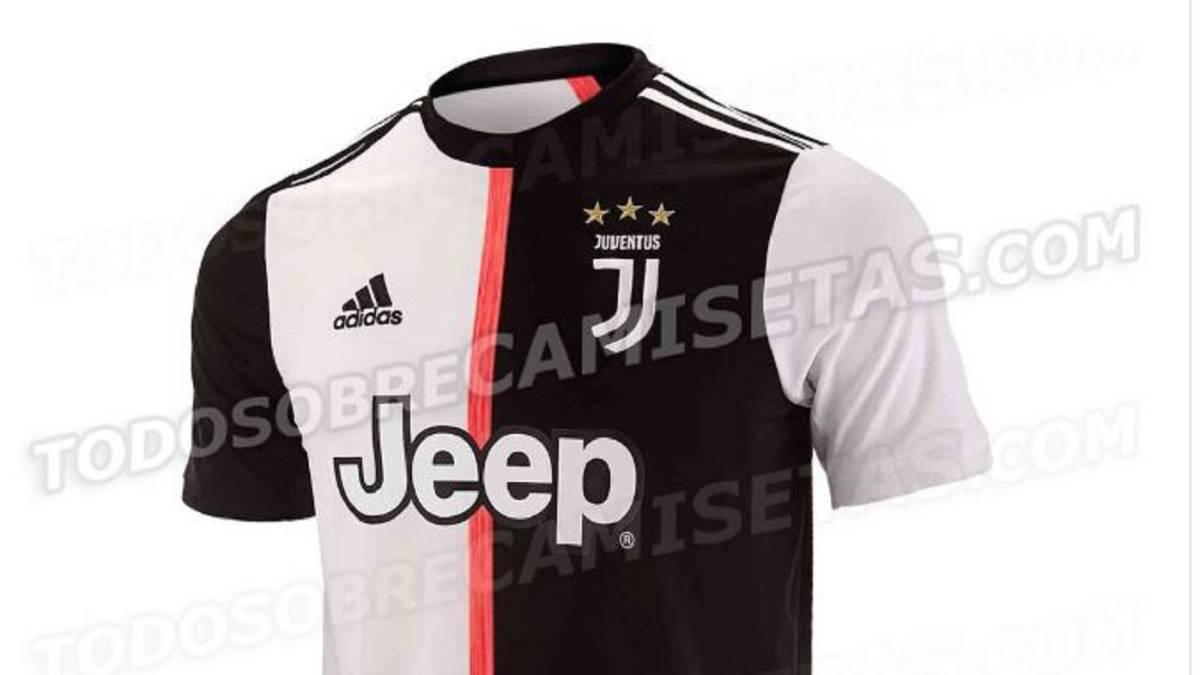 7afd6c471ae Así será la nueva camiseta de la Juve de Cuadrado para 19 20 - AS ...