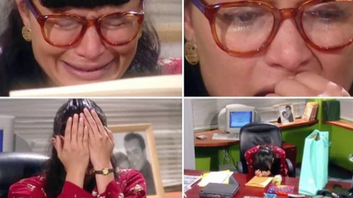 La escena de 'Betty la fea' que paralizó a Colombia - AS Colombia