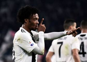 ¿China descartada? Cuadrado desearía seguir en Juventus