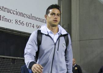 Real Madrid ofrece a James al United y este lo rechaza