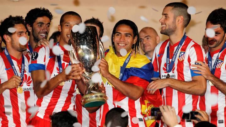 Supercopa de la UEFA: el día que Falcao enamoró a Europa - AS Colombia