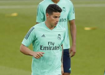 James, determinante en Champions contra el PSG