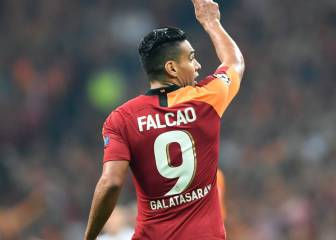 Former Atlético striker Falcao relishing Real Madrid reunion
