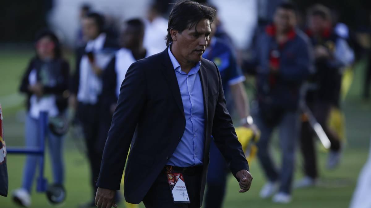 Flabio Torres deja de ser DT de Rionegro Águilas - AS Colombia