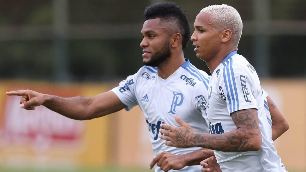¿Borja o Deyverson? Afición de Palmeiras elige al colombiano - AS Colombia