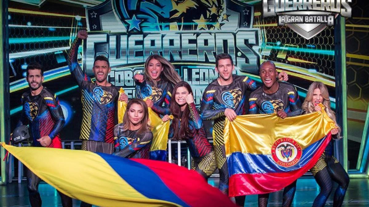 Colombia derrota a Puerto Rico en Guerreros - AS Colombia