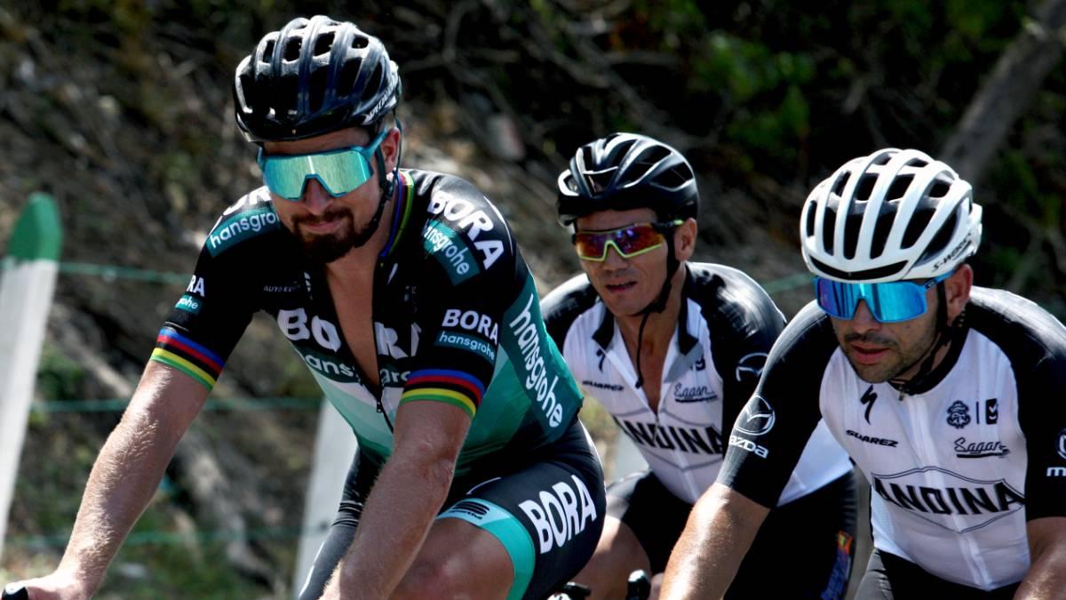 Barranquilla corrió con Peter Sagan en su Gran Fondo - AS Colombia