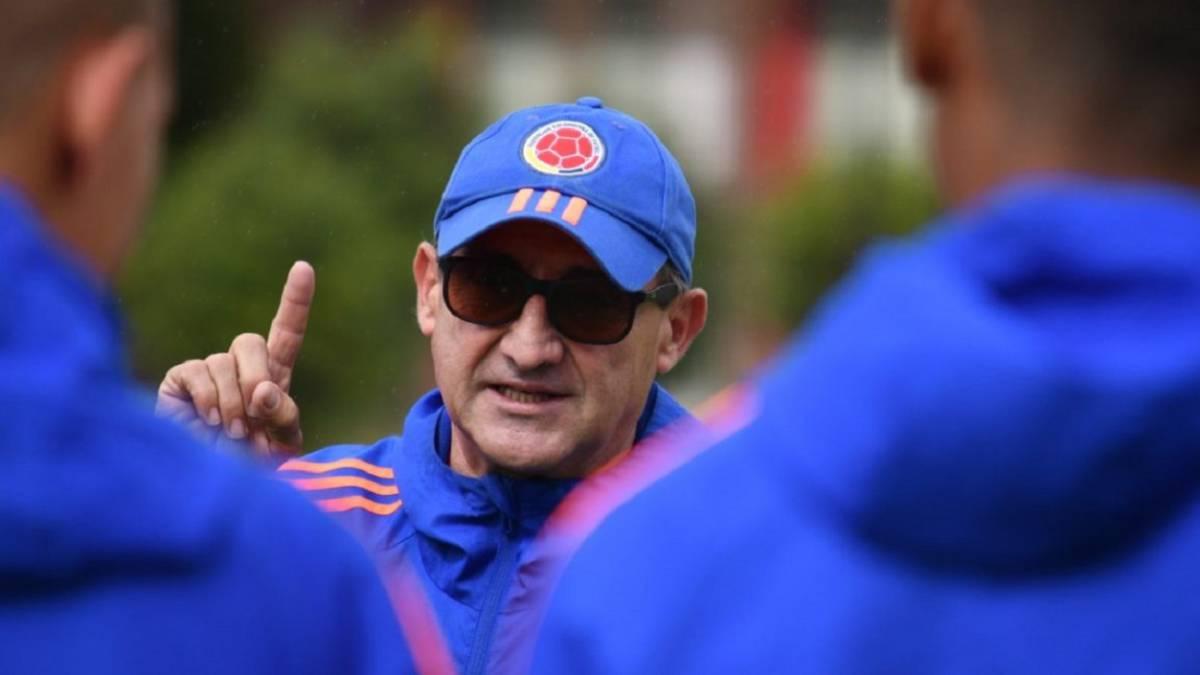 Convocatoria de la Selección Sub 15 para el Sudamericano - AS Colombia
