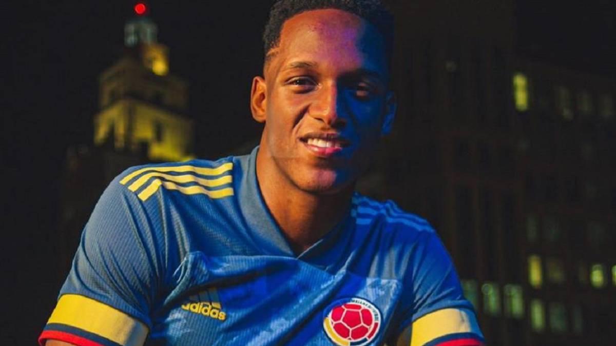 Colombia estrenaría su nueva camiseta ante Ecuador - AS Colombia