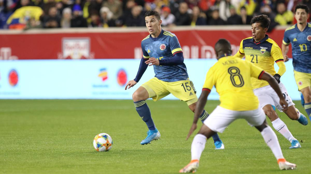 Colombia 1 Ecuador 0 - Amistoso Internacional 2019 - Vídeo 1574207042_956369_1574216211_noticia_normal