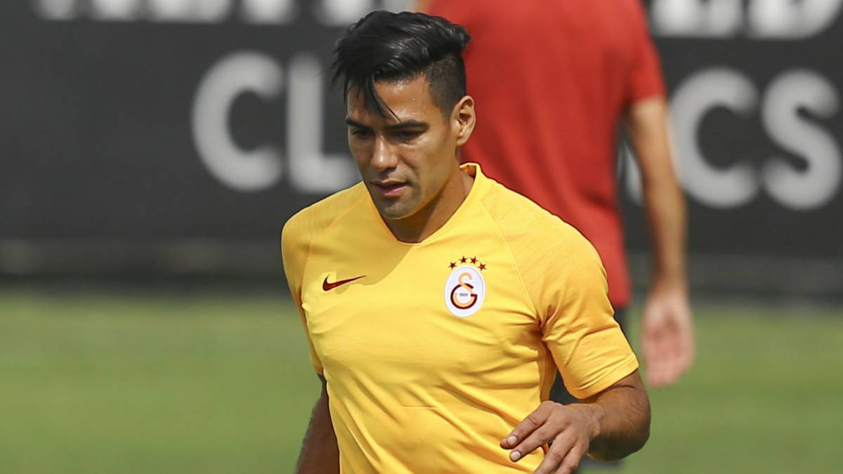 "Presidente Galatasaray: ""Juventus quería a Falcao"" - AS Colombia"