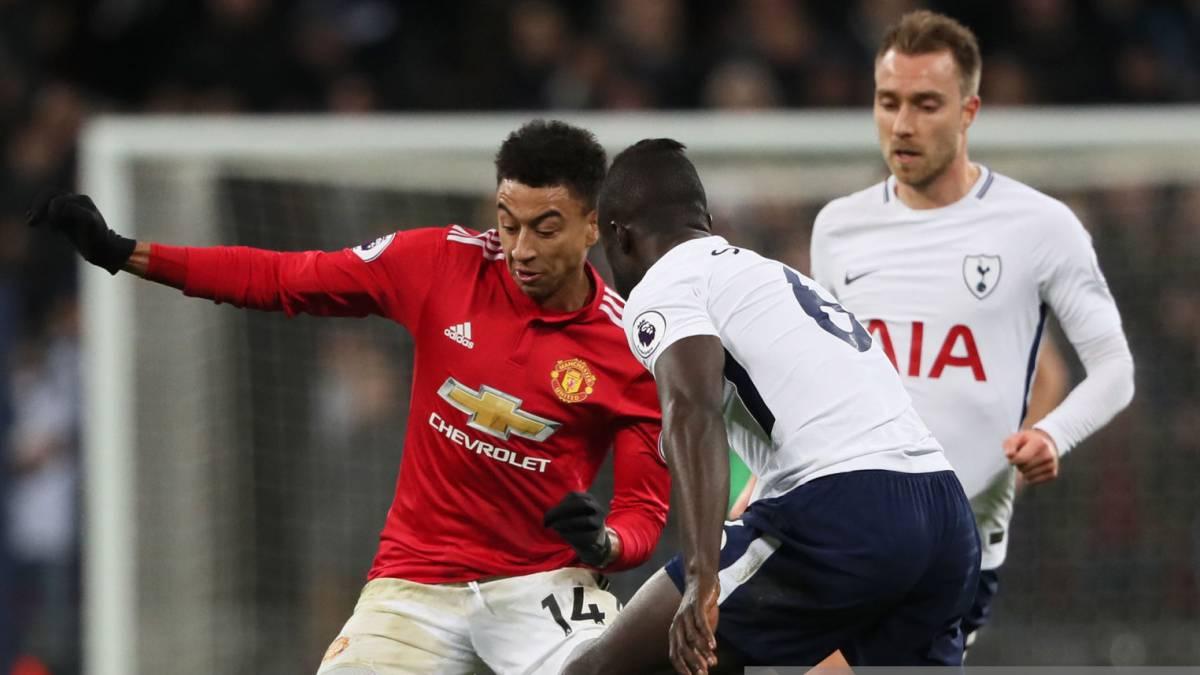 Manchester United - Tottenham: Horario, TV y cómo ver online - AS Colombia