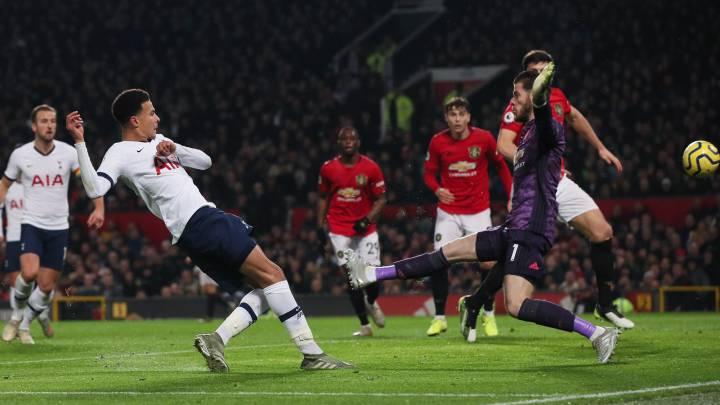 Resultado de imagen de manchester united vs tottenham