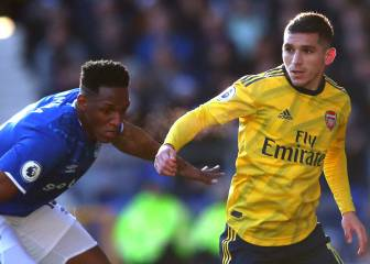 Everton empata como local ante Arsenal en Goodison Park