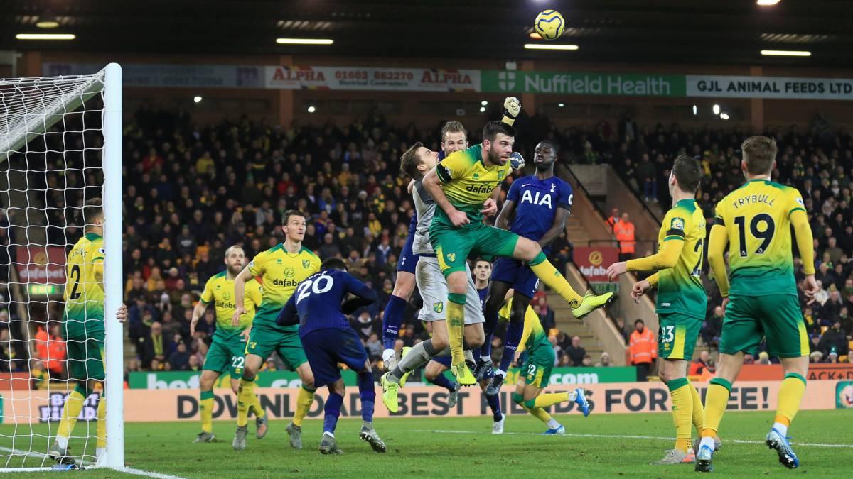 Con Davinson 45', Tottenham se mete en puestos europeos - AS Colombia