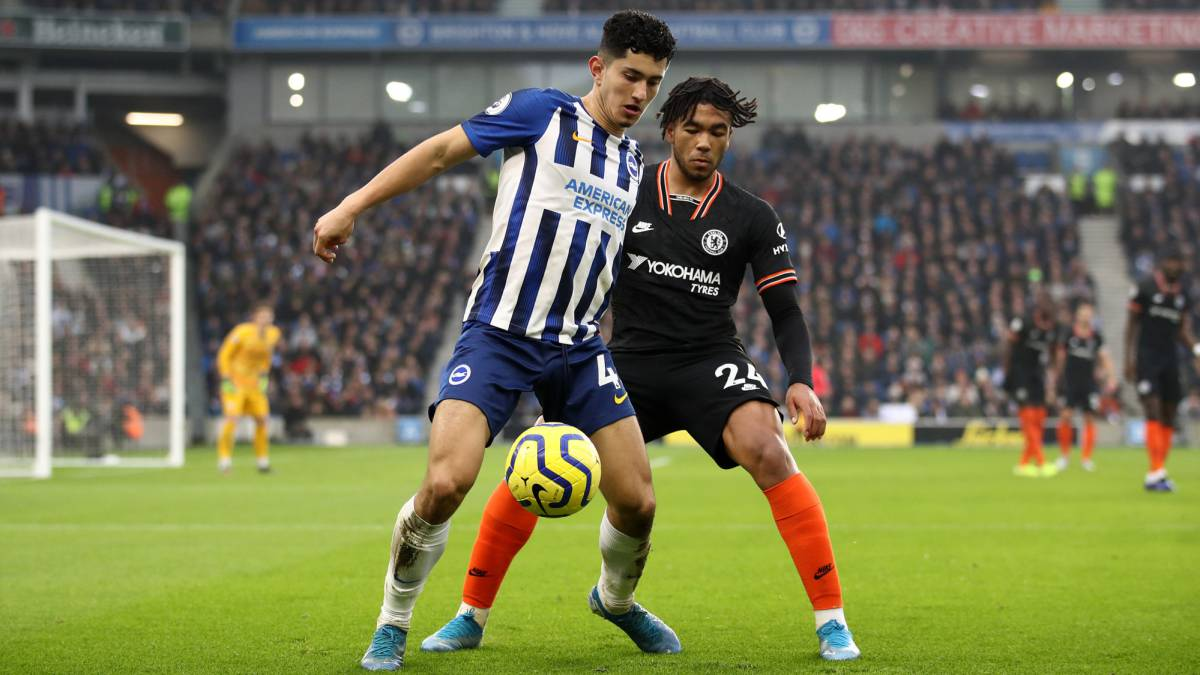 Alzate, fundamental en el empate de Brighton ante el Chelsea - AS Colombia