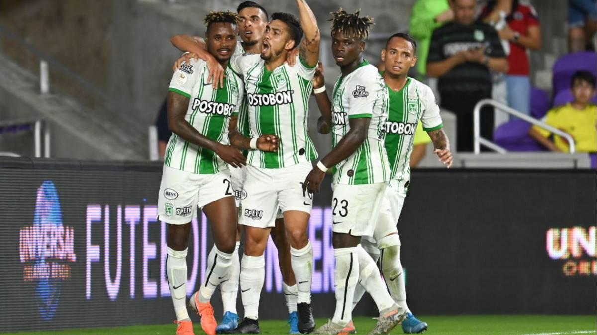 Nacional envía una buena señal al vencer a Corinthians - AS Colombia