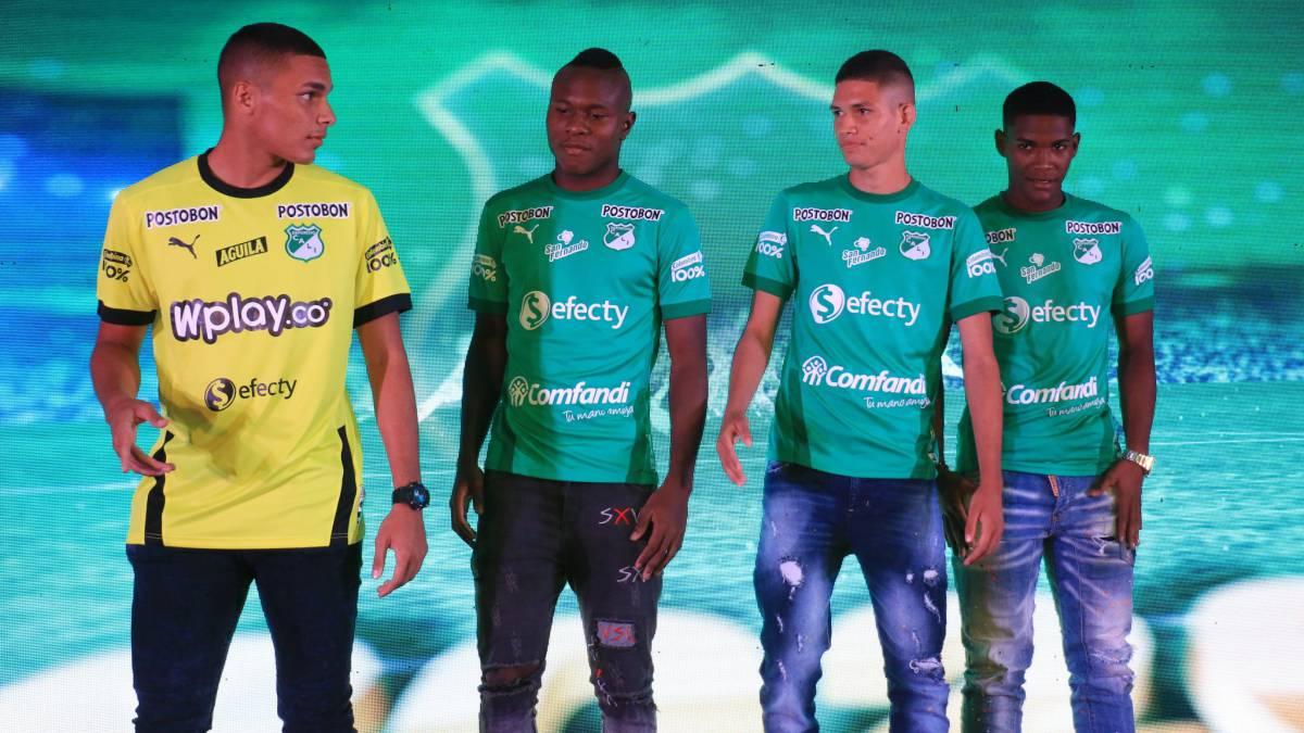 Deportivo Cali Presenta Su Nueva Indumentaria Para 2020 As Colombia