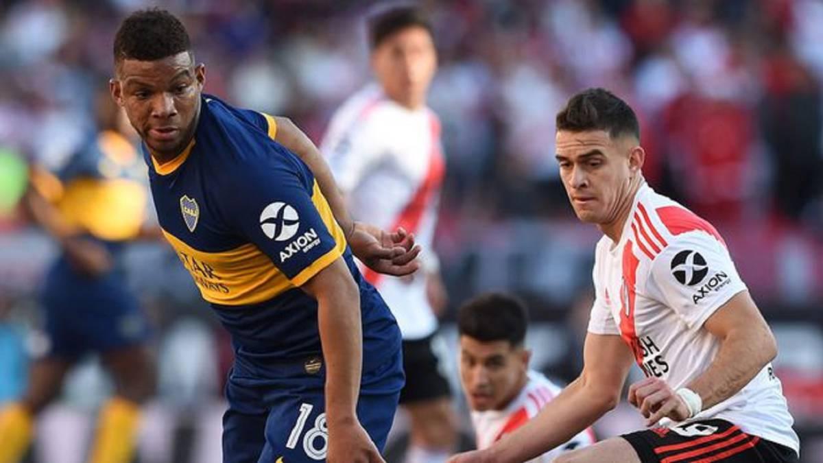 Las ventajas de River Plate para ganarle la liga a Boca Juniors - AS Colombia