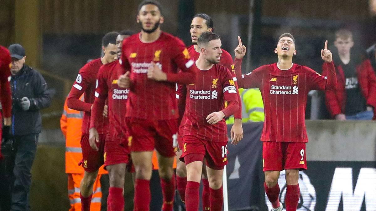 West Ham - Liverpool: Horario, TV y cómo ver online la Premier - AS Colombia