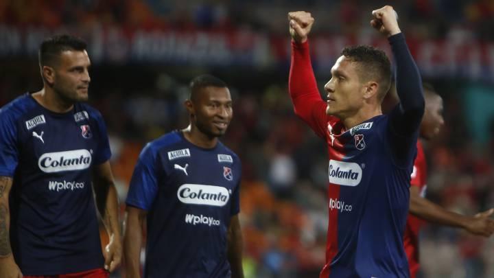 Dim Por Otra Alegria En El Atanasio En Duelo Con Patriotas As Colombia