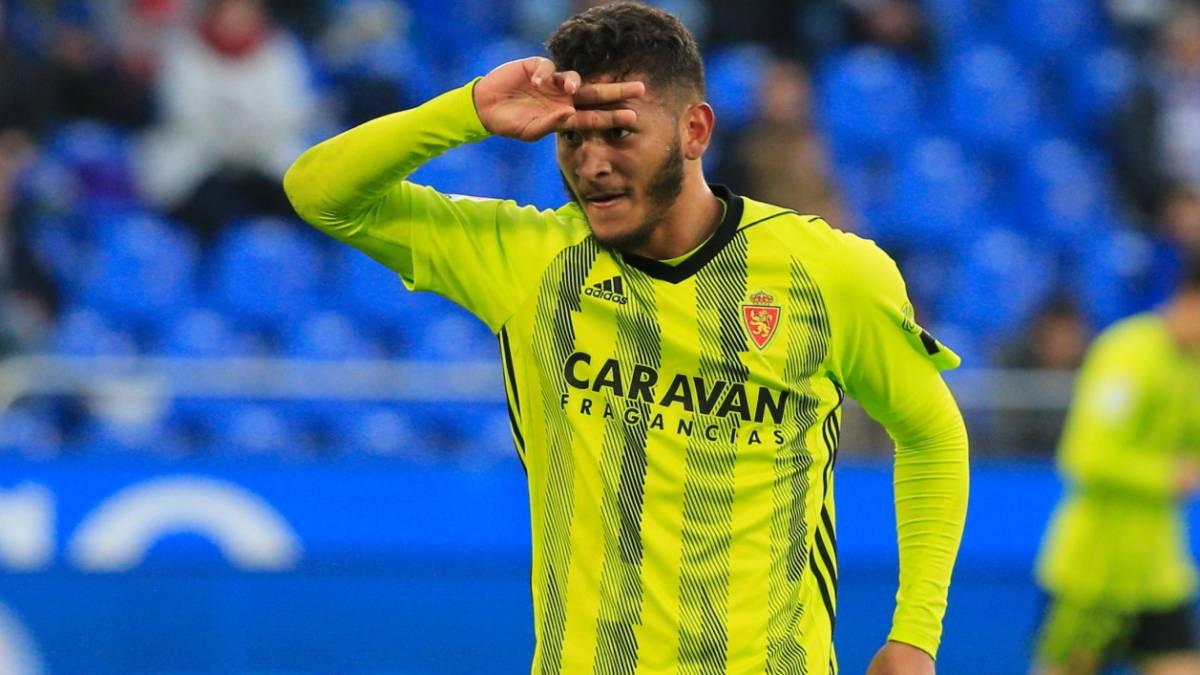 Barcelona sondea a Luis Suárez, el colombiano del Zaragoza - AS Colombia