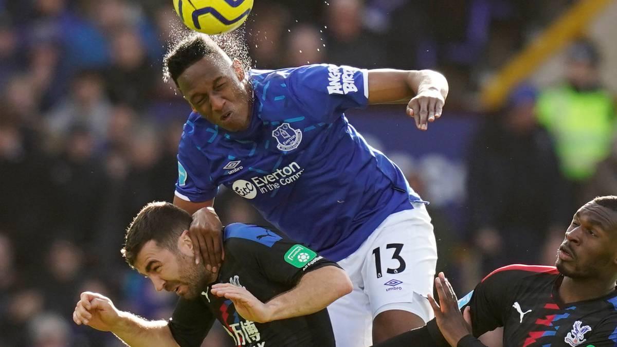 Yerry Mina se consolida en Everton y recibe buen puntaje - AS Colombia