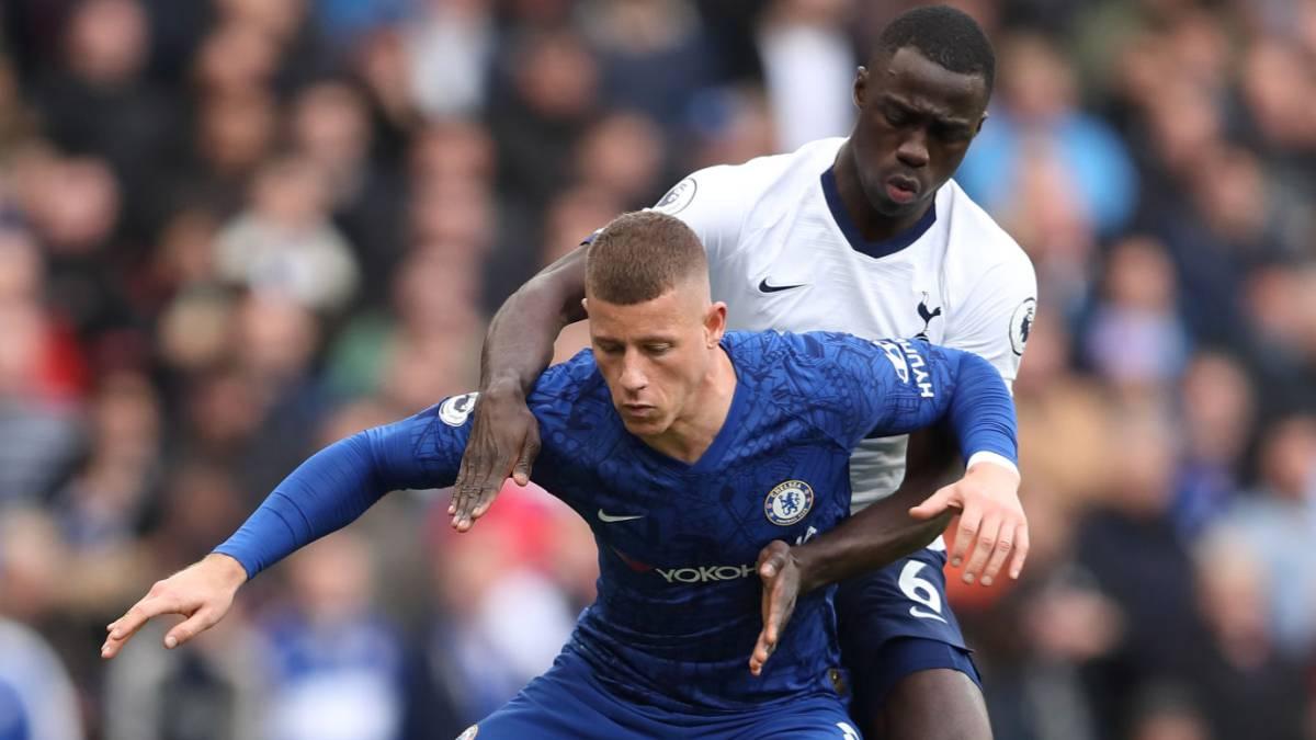 Davinson Sánchez lucha, pero Tottenham cae ante Chelsea - AS Colombia