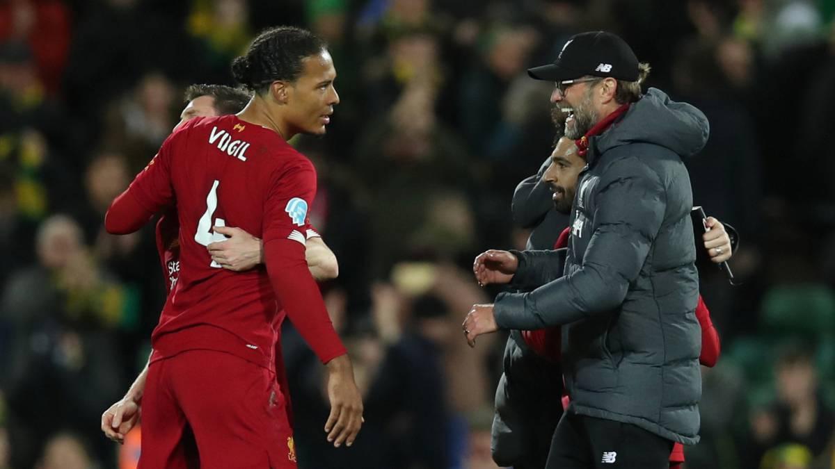 Liverpool - West Ham: Horario, TV y cómo ver online la Premier League - AS Colombia