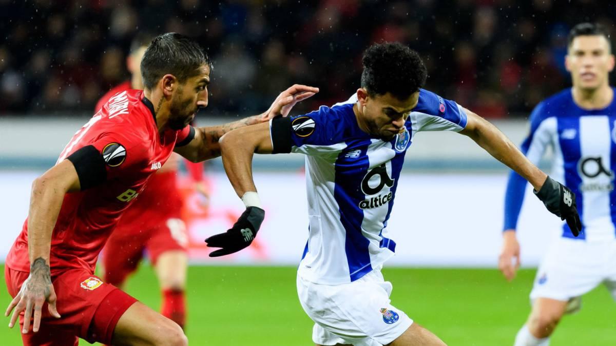 Porto - Leverkusen: horario, TV y cómo ver online Europa League - AS Colombia