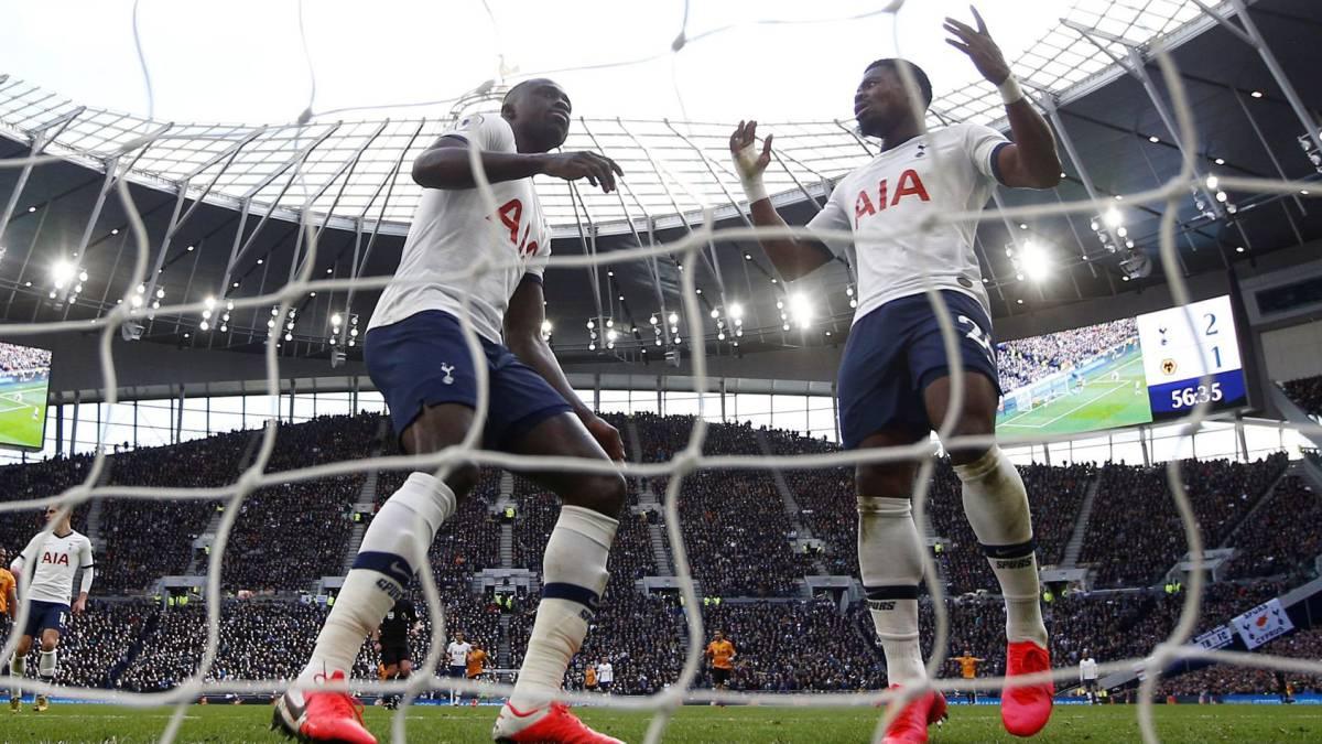 Tottenham - Norwich: Horario, TV y cómo ver online la FA Cup - AS Colombia