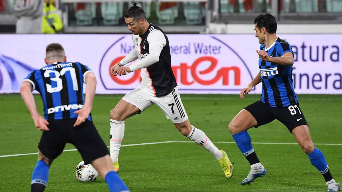 Juventus 2-0 Inter: Resumen, resultado y goles - AS Colombia