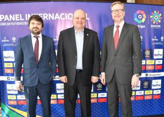 Dimayor y LaLiga hablan de fair play financiero en el FPC