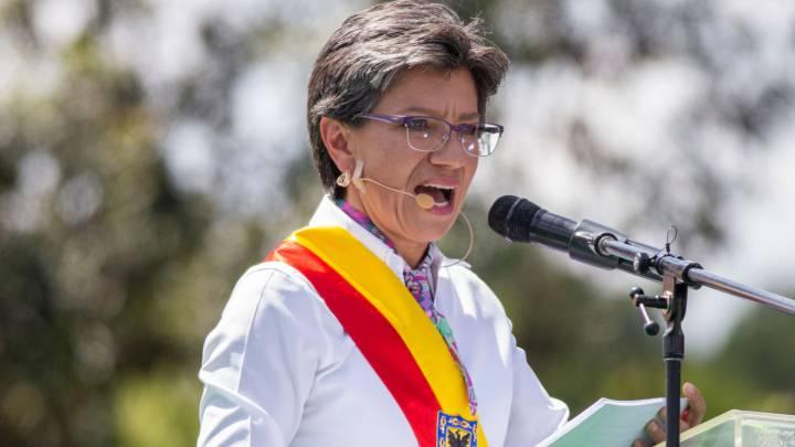 Claudia López rechaza decisión de Santa Fe con sus jugadoras - AS Colombia