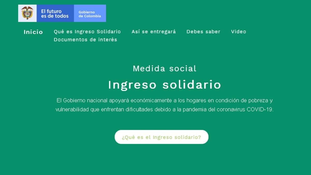 Ingreso Solidario: cómo verificar la cédula para cobrar el subsidio del gobierno - AS Colombia