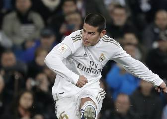 Jorge Mendes negocia el fichaje de James al United