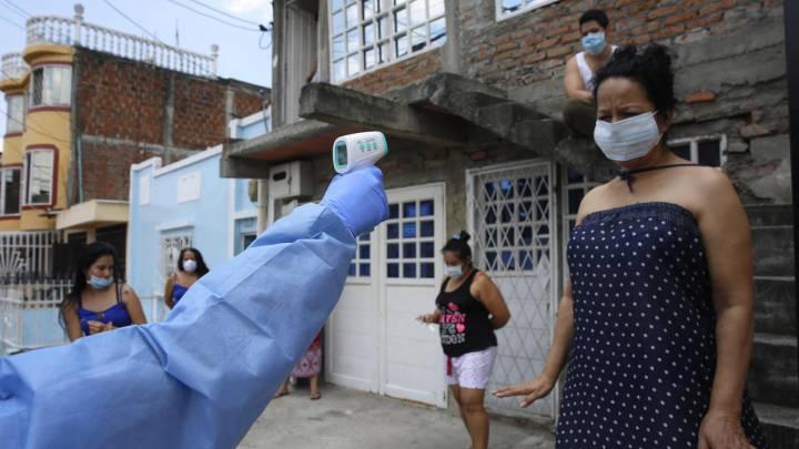 Coronavirus en Colombia: Resumen y noticias del lunes 20 de abril - AS  Colombia