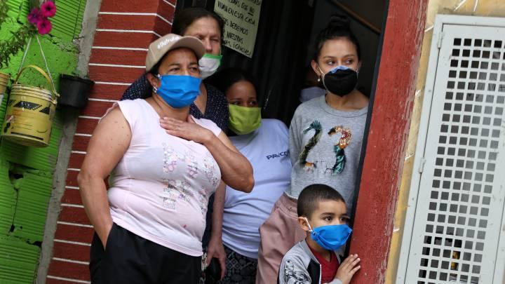 Coronavirus Colombia: 1 de mayo, el día con más casos positivos ...